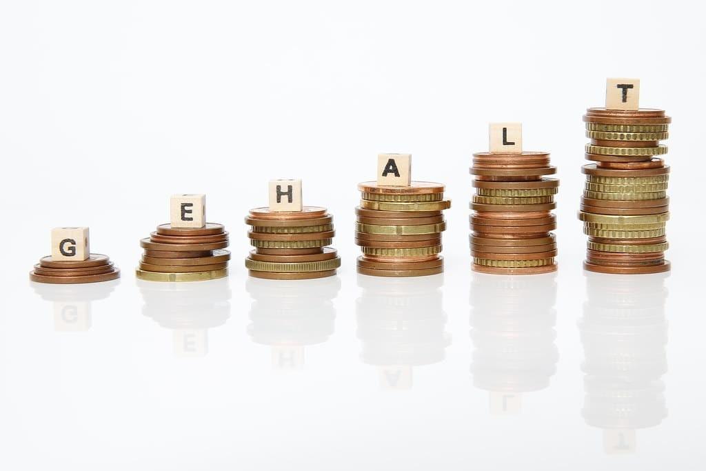 Corporate Finance Manager Gehalt